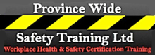 Province Wide Safety Training Ltd.