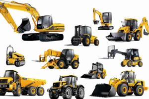 Drott 40 Type Mobile 4 Wheel Drive Excavator