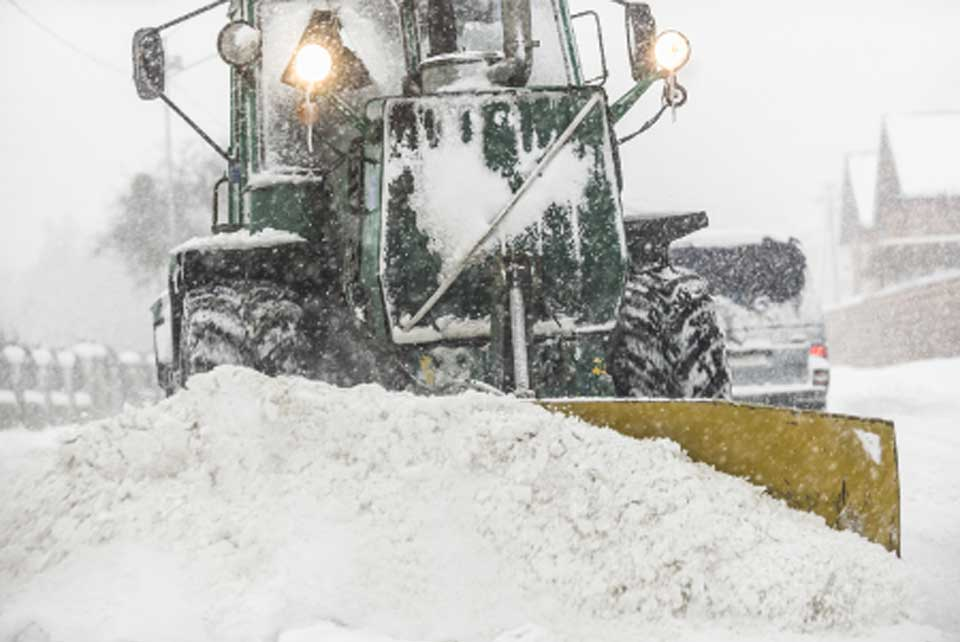 Snow Clearing Meeting