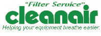 Cleanair Filter Service