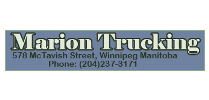 Marion Trucking Ltd.