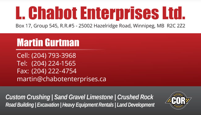 L.Chabot Enterprises Ltd