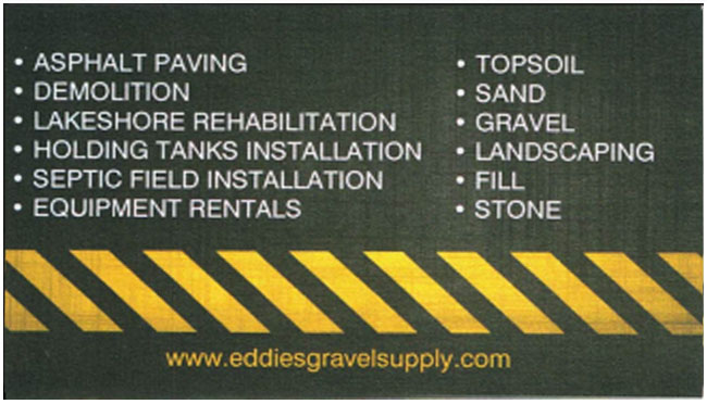 Eddie's Gravel Supply Ltd