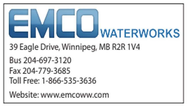 EMCO Corporation Waterworks