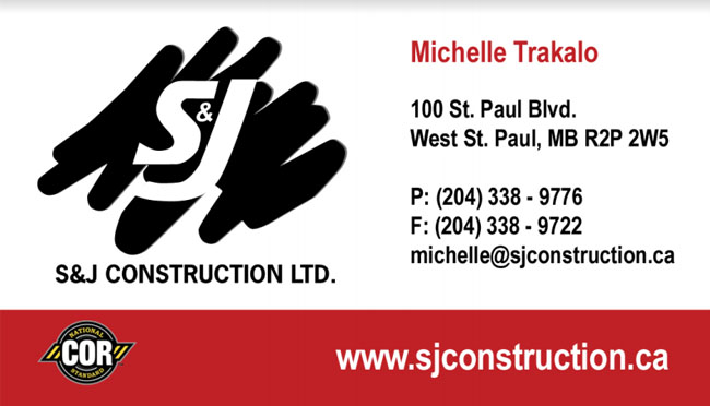 S&J Construction Ltd