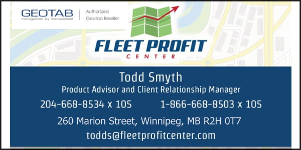 Fleet Profit Center