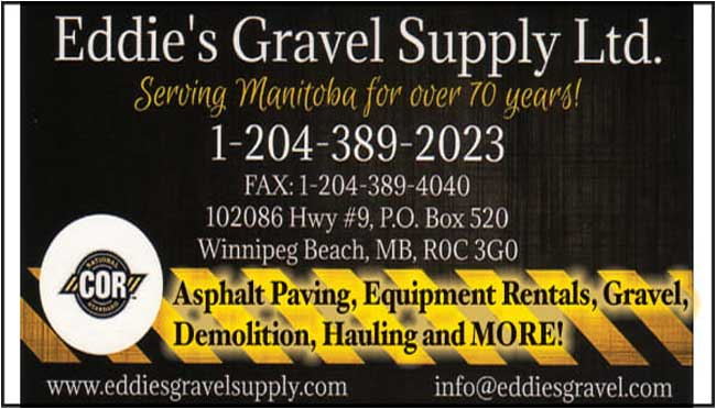 Eddie's Gravel Supply Ltd
