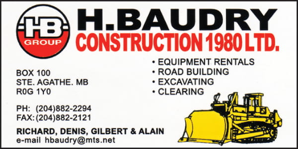 H.Baudry Construction (1980)  Ltd