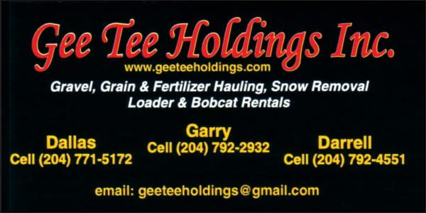 Gee Tee Holdings