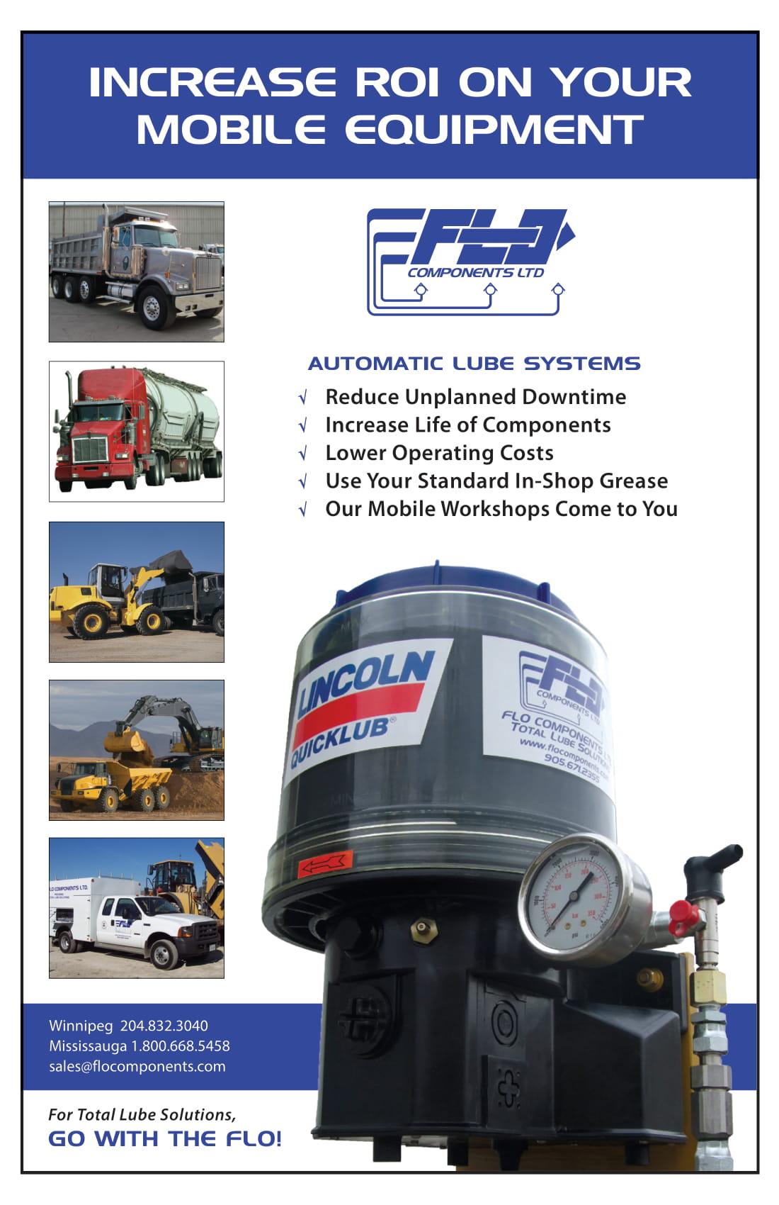 Flo Components Ltd
