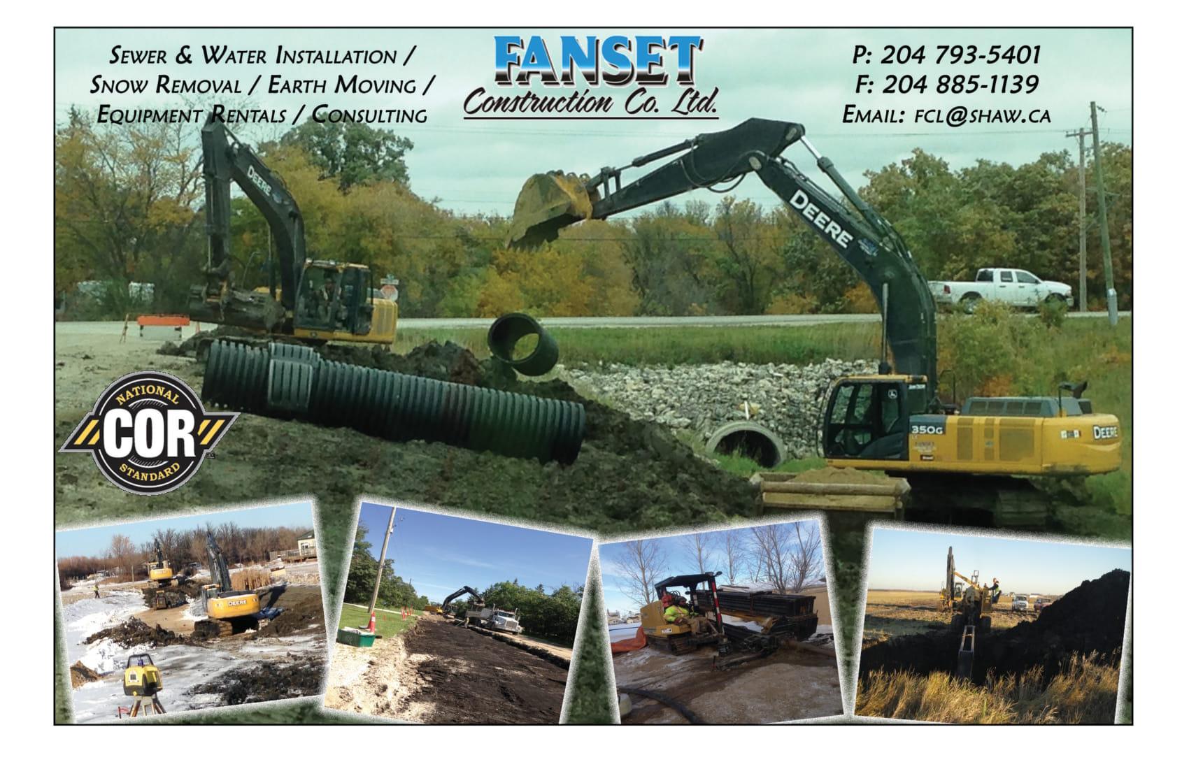Fanset Construction Co. Ltd.