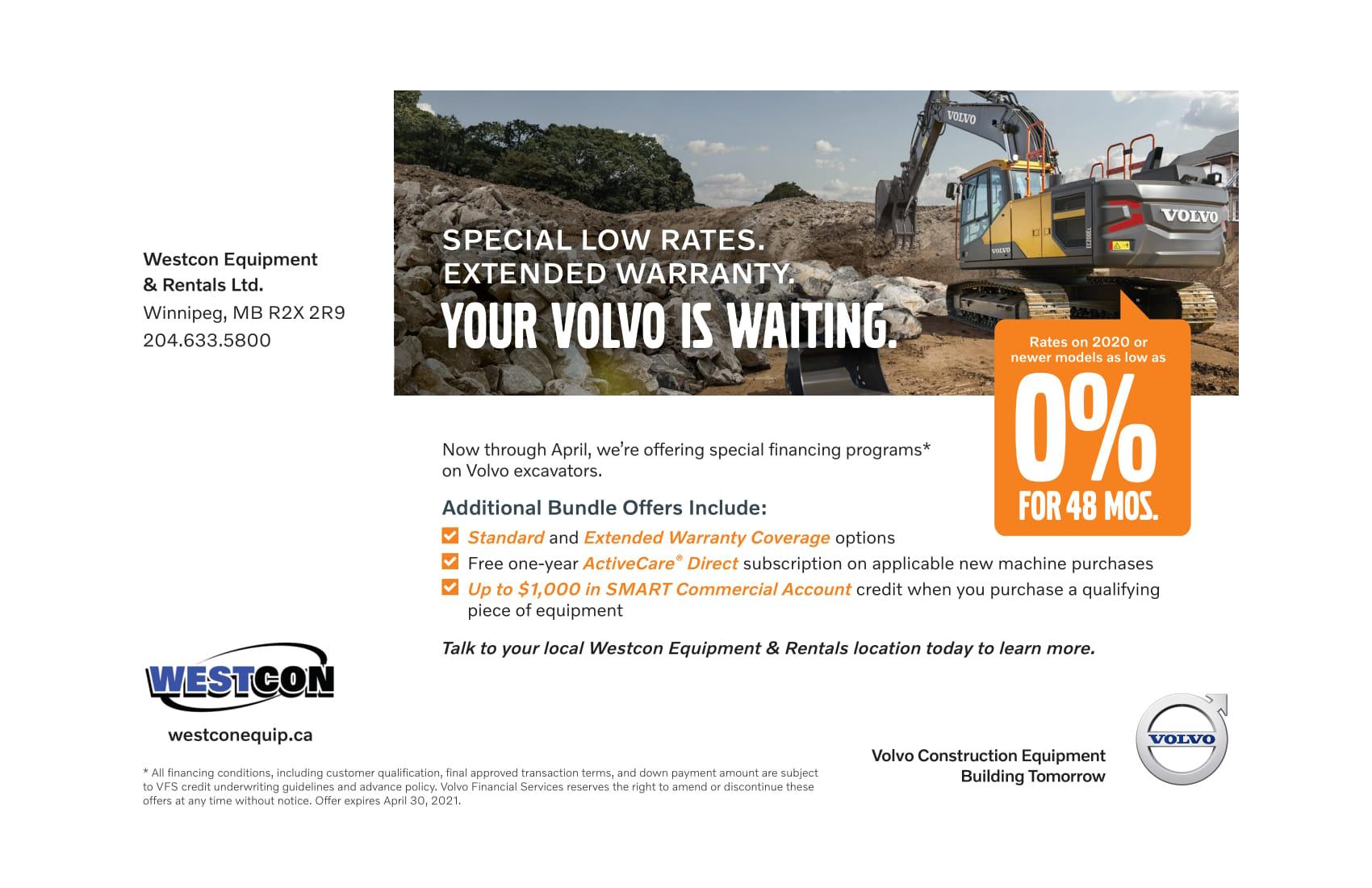 Westcon Equipment & Rentals Ltd.
