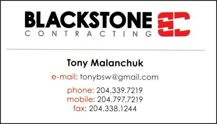 Blackstone Contracting