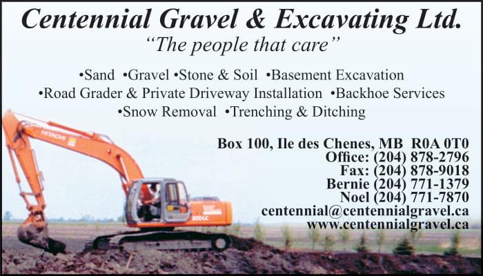 Centennial Gravel & Excavating Ltd