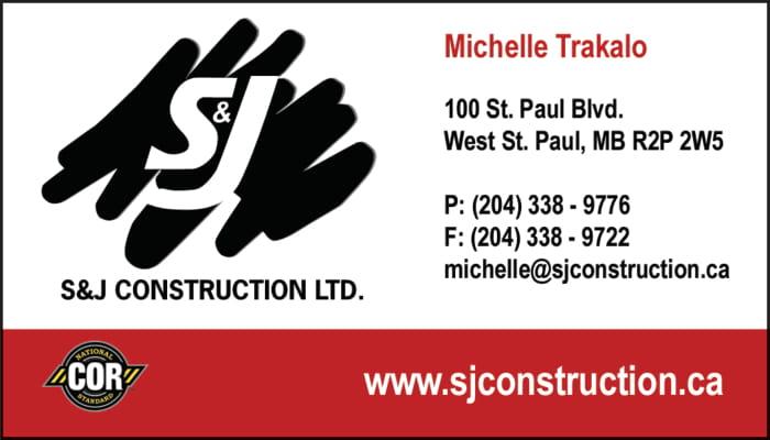 S&J Construction Ltd