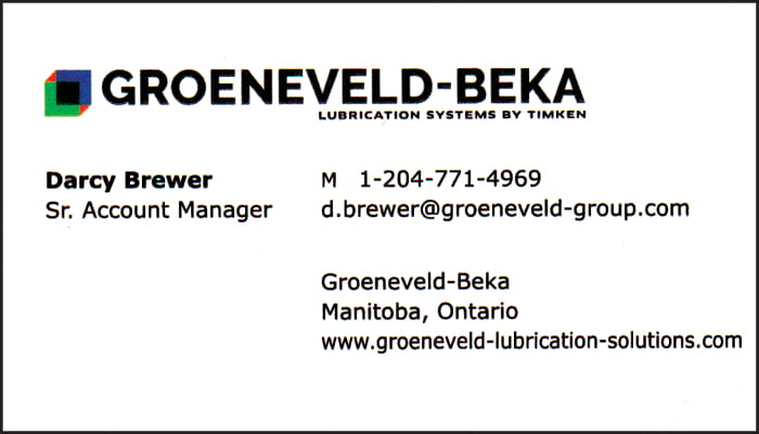 Groeneveld Lubrication Solutions