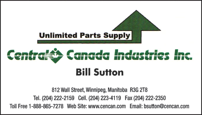 Central Canada Industries Inc.