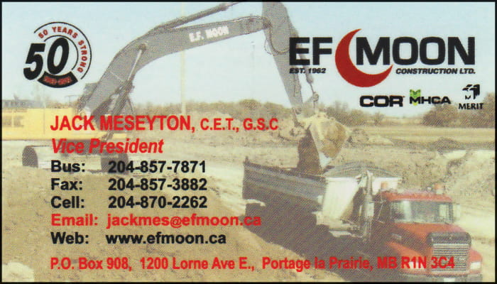 EF Moon Construction Ltd