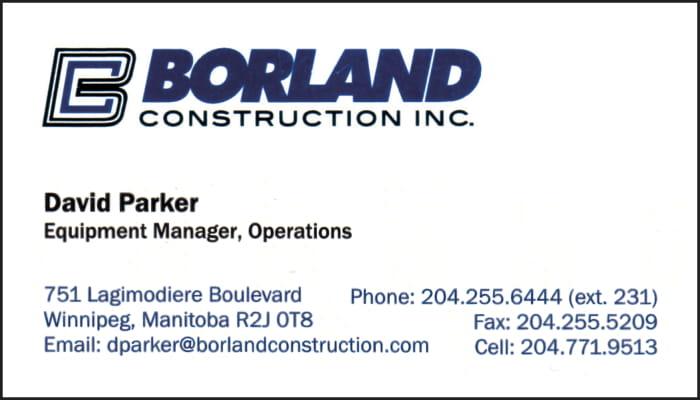 Borland Construction Inc