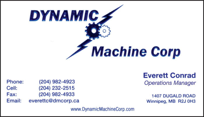 Dynamic Machine Corp
