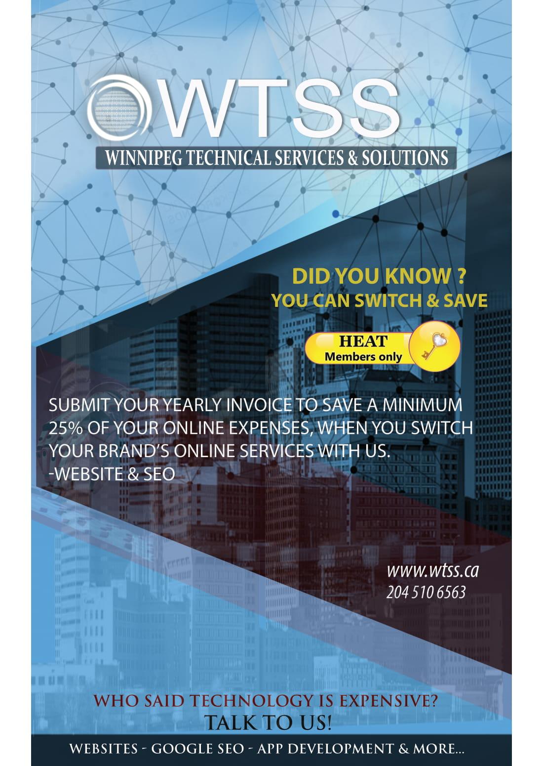 Winnipeg Technical Services & Solutions