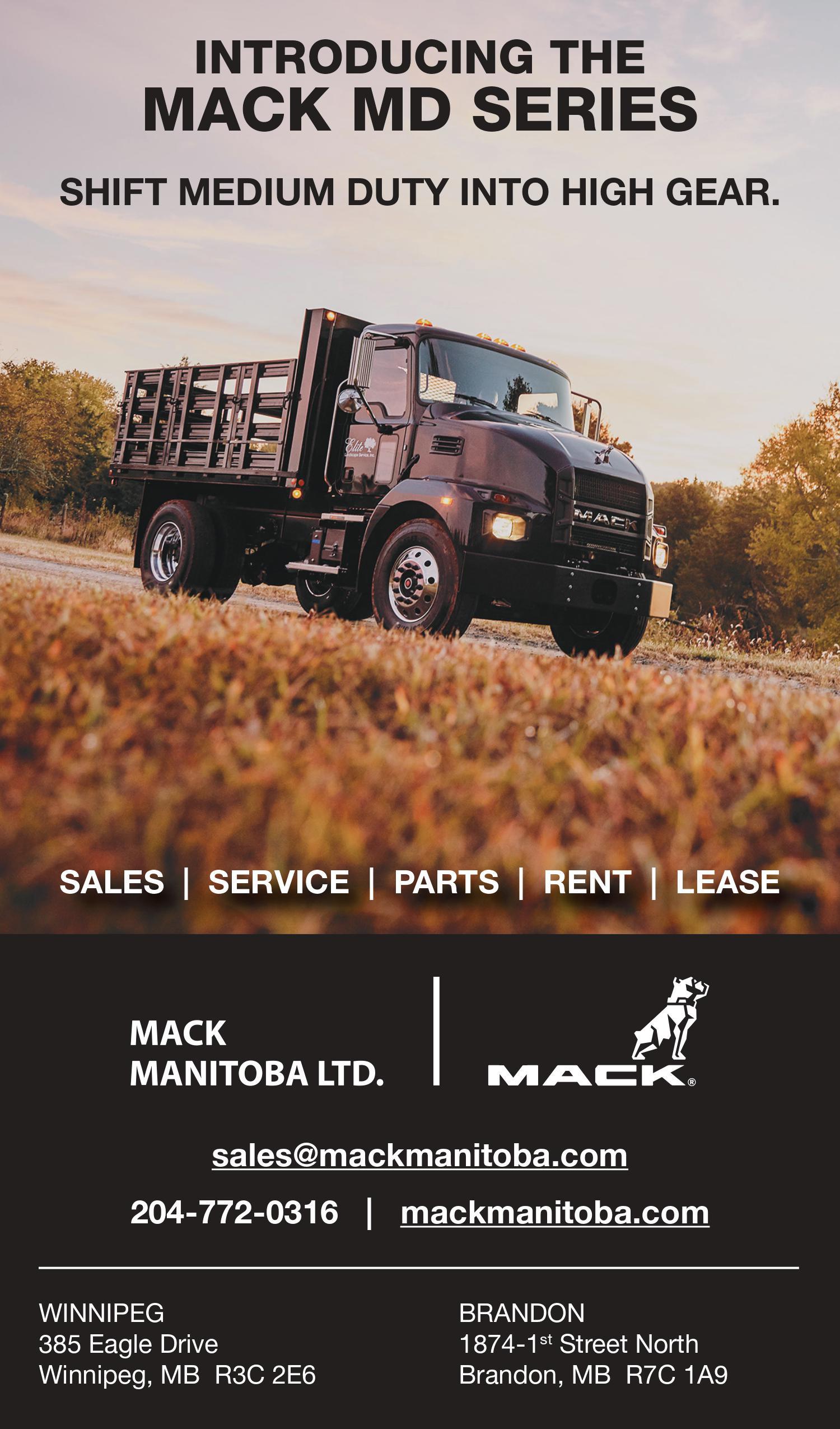 Mac Manitoba Ltd.